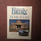 Focus on the Family Magazine, November 1993 Home At Last 0707161450