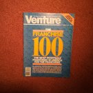Venture Magazine, September 1985 The Franchise 100  0707161468