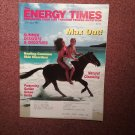 The Energy Times Magazine July/Aug 1994 Healing Skin Disorders 0707161484