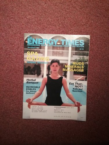 The Energy Times Magazine March/April 1994, Muds, Minerals 0707161485