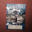 The Energy Times Magazine January/ Feb 1995 Fiery Peppers 0707161488