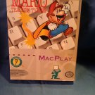 Mario Teaches Typing System 7 Savvy Vintage MAC Software sku0707161548