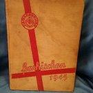 1945 Parkersburg West Virginia High School WV Yearbook Parhischan 0707161541