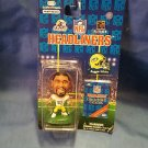 NFL Headliners Reggie White figure, GREEN BAY, SEALED, WHITE JERSEY M0924166