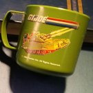 Vintage 1986 GI Joe Bath Cup, Toothbrush Holder, Soap, Holder skuM09241648