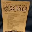 1948 Octavo Anthems The Haven of Rest A224 9707161583
