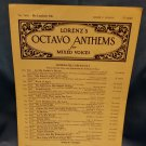 1947 Octavo Anthems He Leadeth Me No 9448  9707161584