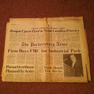 1976 The Parkersburg News, West Virginia Complete Morning 3-24-76 0707161610