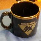 Nice Logo Coffee Cup, Gold Leaf Norandex  ,skuM092416190