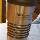 Vintage The Blue Book, Logoed Hot/Cold Insulated Cup ,skuM092416191
