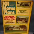 1970 Fall/Winter 101 Home Plans Vintage Magazine  707161646