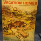 151 Vacation Homes, 1968, Plans,, Vintage Magazine 0707161648