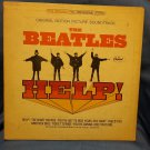 The Beatles HELP! LP Capitol sku 092416254