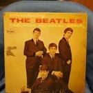 The Beatles Introducing The Beatles LP sku 092416256