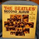 The Beatles Second Album LP Capitol sku 092416258