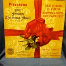 Vinyl Record Firestone Presents your Favorite Christmas Music VOl 4 VG/VG M092416275