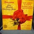 Vinyl Record Firestone Presents your Favorite Christmas Music VOl 4 VG/VG M092416275