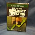 THE PATH TO SMART INVESTING - FINANCIAL BOOT CAMP II DVD NEW 0707161641