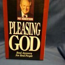NEW ~ Pleasing God by Pat Robertson 700 club CBN 2 - Audio Cassettes 0707161644