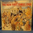 Bob Booker George Foster LP The New First Family 1968 Verve V615054 Record LP