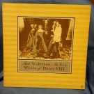 Rick Wakeman (Yes)- The Six Wives of Henry VIII - A&M Records - LP - 1972
