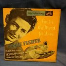 45 RPM Vinyl PS Eddie Fisher I'm In The Mood For Love EP RCA Records  45SM1