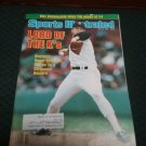 Sports Illustrated Magazine May 12, 1986 Volume 64, No. 19 Roger Clemens