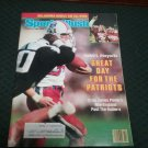 Sports Illustrated Magazine January 13, 1986 Volume 64, No. 2 Patriots