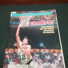 Sports Illustrated - July 28, 1986 Back Issue Kevin Hale and The Celtics
