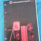 NAPA 1971 Lighting/Safety Products Catalog Supplement to Catalog 70
