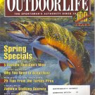 Outdoor Life Magazine April 1998 100th Year VOL 201 No 3 INV1702