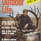 Outdoor Life Magazine January 1974 INV1715