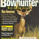 Bowhunter Magazine Big Game Issue 1998 INV 1742