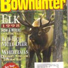 Bowhunter Magazine Aug/Sept 1998 INV1743