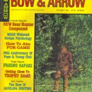 Bow & Hunter Magazine October 1981 INV1744