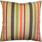 Pillow Decor - Sunbrella Solano Fiesta 20x20 Outdoor Pillow