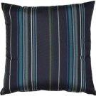 Pillow Decor - Sunbrella Stanton Lagoon 20x20 Outdoor Pillow