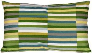 Pillow Decor - Waverly Side Step Marine 12x20 Throw Pillow