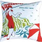 Pillow Decor - English Bay Bather Outdoor Throw Pillow  - SKU: MOV-0003-01-20