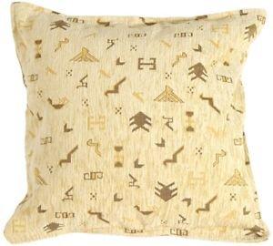 Pillow Decor - Tribal Yellow Pillow  - SKU: PA1-0025-00-17