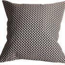 Pillow Decor - Houndstooth 18x18 Classic Throw Pillow  - SKU: HC1-0008-07-18