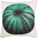 Pillow Decor - Jekyll Island Sea Urchin Throw Pillow 26x26