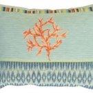 Pillow Decor - Tropical Coral Pillow - SKU: AB1-5034-00-94