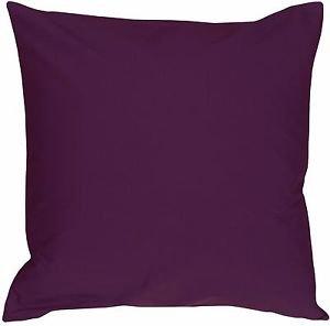 Pillow Decor - Caravan Cotton Purple 20x20 Throw Pillow  - SKU: SE1-0001-06-20