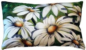 Pillow Decor - Daisy Patch 12x20 Throw Pillow  - SKU: SH1-0002-01-92