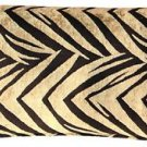 Pillow Decor - Samba Gold 12x20 Throw Pillow  - SKU: DC1-0004-01-92