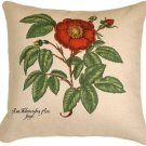 Pillow Decor - Garden Rose 20x20 Throw Pillow  - SKU: VB1-0005-01-20
