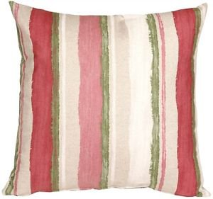 Pillow Decor - Albany Stripes 20x20 Throw Pillow  - SKU: VB1-0026-01-20