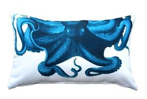 Pillow Decor - Octopus Throw Pillow 12X20  - SKU: PD2-0080-01-92