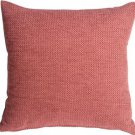 Pillow Decor - Arizona Chenille 20x20 Pink Throw Pillow  - SKU: HC1-0011-08-20